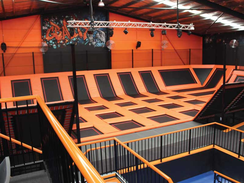 Jump Session Booking